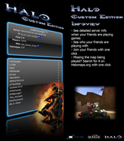 Halo Custom Edition Infoview by zsdg07