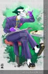 Joker - Batman by Radiant-Grey