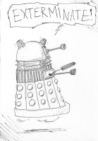 Exterminate! by Comic-Ray