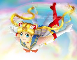 Sailor Moon by ProudPastry