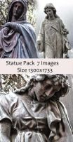 Statue Pack by Mind-Illusi0nZ-Stock