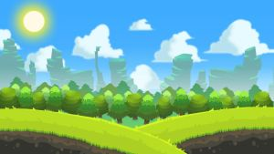 2d background by Buka215