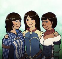 Three Bethanys by sqbr