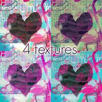 Four Textures by crunchBy