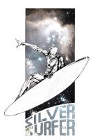Silver surfer for BA by mumitrold