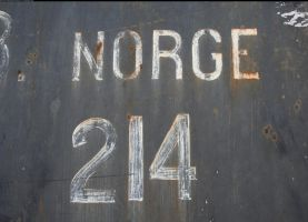 Norge 214 by enframed