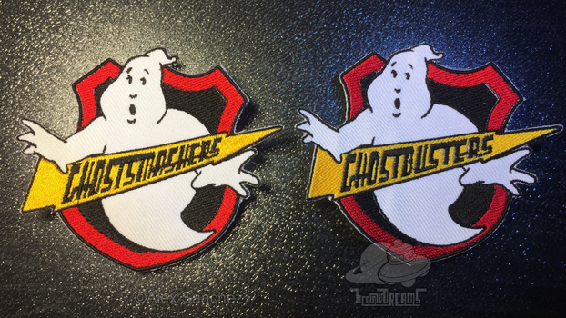 Redux Ghost Smashers and Ghost Busters by btnkdrms