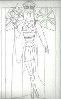 Itiki's Energon Dress and Palace by creationstar