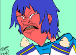 Constipated Kaito by Retica