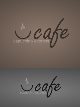 Capuchino express cafe by SoldierArt