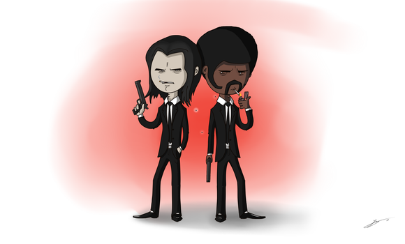 Pulp Fiction by Day2Die