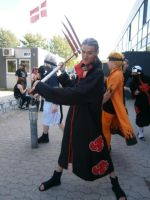 hidan cosplay: lets play by andreaskdam