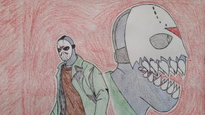 Jason Voorhees by playstationkev