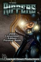 Convention 2008 Cover by LockettDown