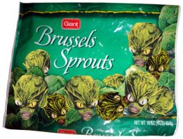 Saucerman Brussels Sprouts by jpmorgan