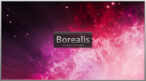 Borealis - Wallpaper by GeminiDesign