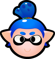 Inkling Boy Icon by Doctor-G