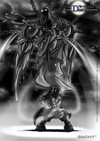 The pOwer Of The Dark  Heart by GACHY-CELTA