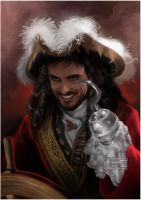 Captain Hook: Killian Jones by daekazu