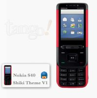 ShikiThem for Nokia S40 by vicing