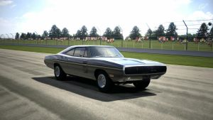 Gran Turismo 5 70' Dodge Charger R/T #1 by Chernandez2020
