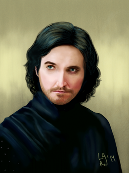 Guy of Gisborne by ma-kota
