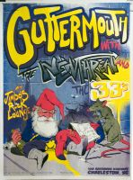 Guttermouth Homeless Gnome by PeteMcDonough
