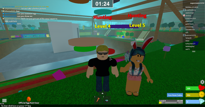 Meeting a Roblox Mod by stomper1232