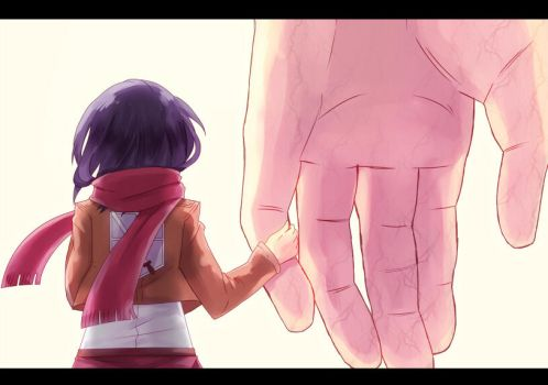 As long as you are there for me, I can do anything by m-miron