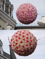 Flower ball 3 by Panopticon-Stock