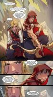 she-ra   ambush destined to fail by nebezial
