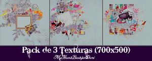 Pack Large Textures+OO2. by MyHeartBeatsForDemiL