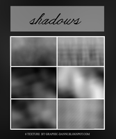 Shadows Texture Pack by graphic-danni.blogspot.com by DanniNH