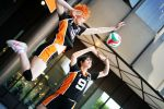Haikyuu - Attack! by aco-rea