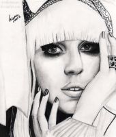 Gaga for Exile Magazine by LynnGommans