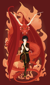 Firebenders - Avatar: The last airbender by Lutessius
