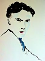 Charlie Chaplin by NausetSouth