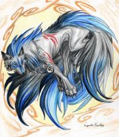 Mishu-Art Contest by EnigmaticPhantasy