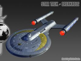 STAR TREK - BREAKABLE: ISS PHOENIX-SpecMaps by ulimann644
