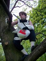 ANBU ON THE TREE by Arenoth