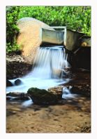 Incline Stream I by dehrique