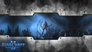 StarCraft 2 Wallpaper 1 by Lunastorm125