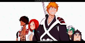 Bleach 635 The dorks are lost by rvcameltt