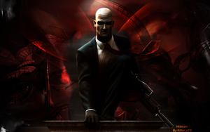 Hitman Wallpaper by killerc19