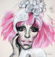 The Bubblegum Gaga by Chicken-Priestess