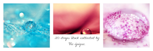 20 Drops Collected By Vie Epique by Tesiek