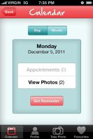 FirstChoice Haircutters: HairShare - Calendar by onlypinkflamingo