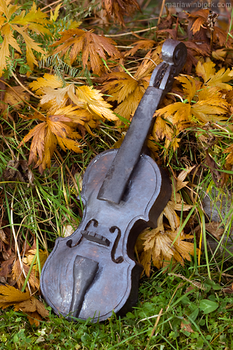 Violin by marwin82