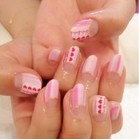 Barbie nail art II by Madhurupa