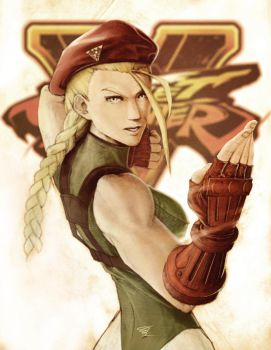 Cammy SF5 by SorA205
